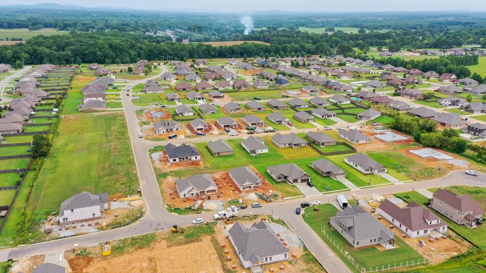 New Homes in Athens, AL