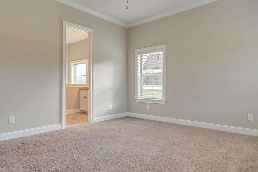 Ellington New Home Floor Plan