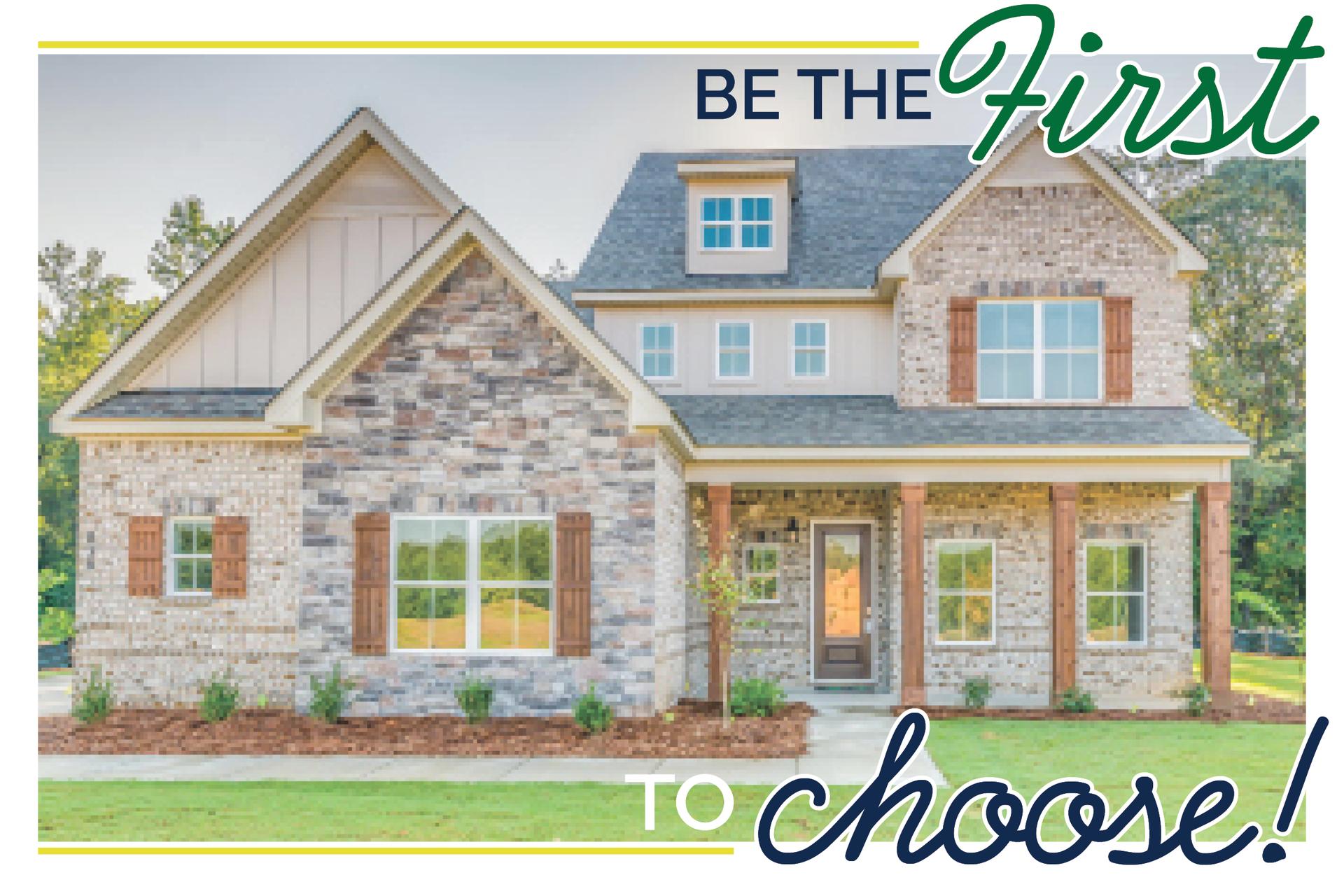 Introducing: New Phase of Homes at Donahue Ridge!