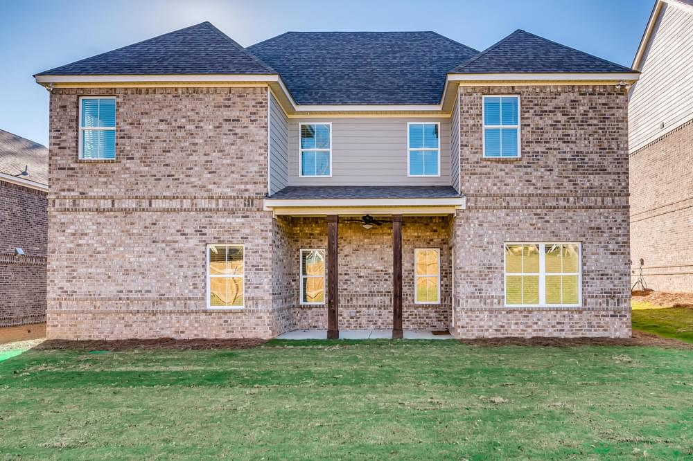 Donahue Ridge New Homes in Auburn, AL