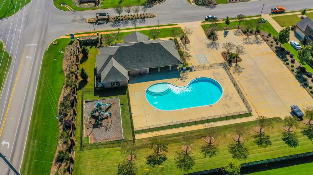Glennbrooke New Homes in Prattville, AL