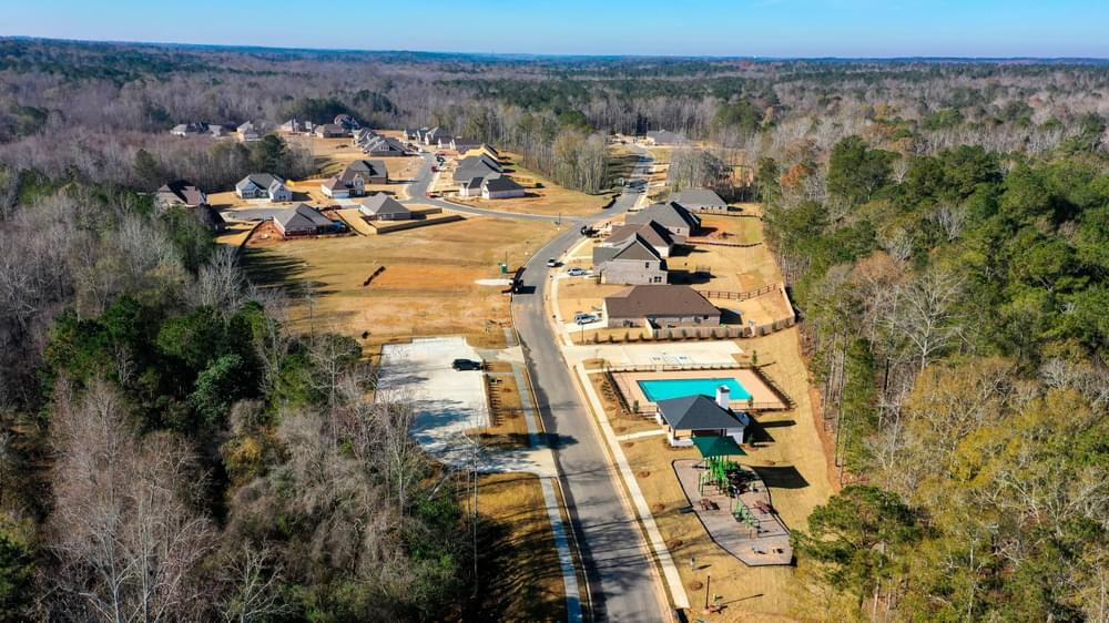 Cannongate New Homes in Opelika, AL