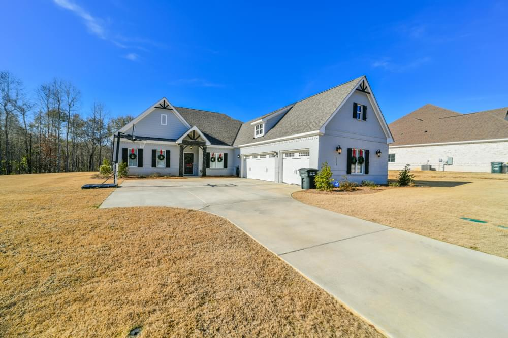 New Homes in Opelika, AL