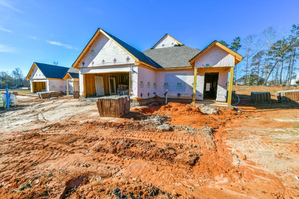 Northbrook New Homes in Opelika, AL