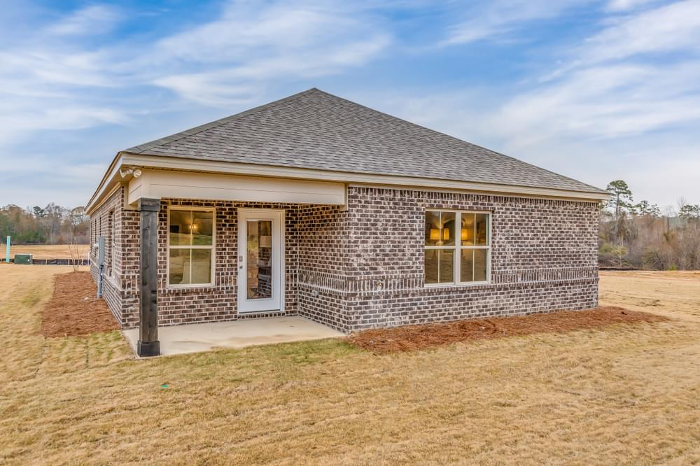 New Homes in Smiths Station, AL