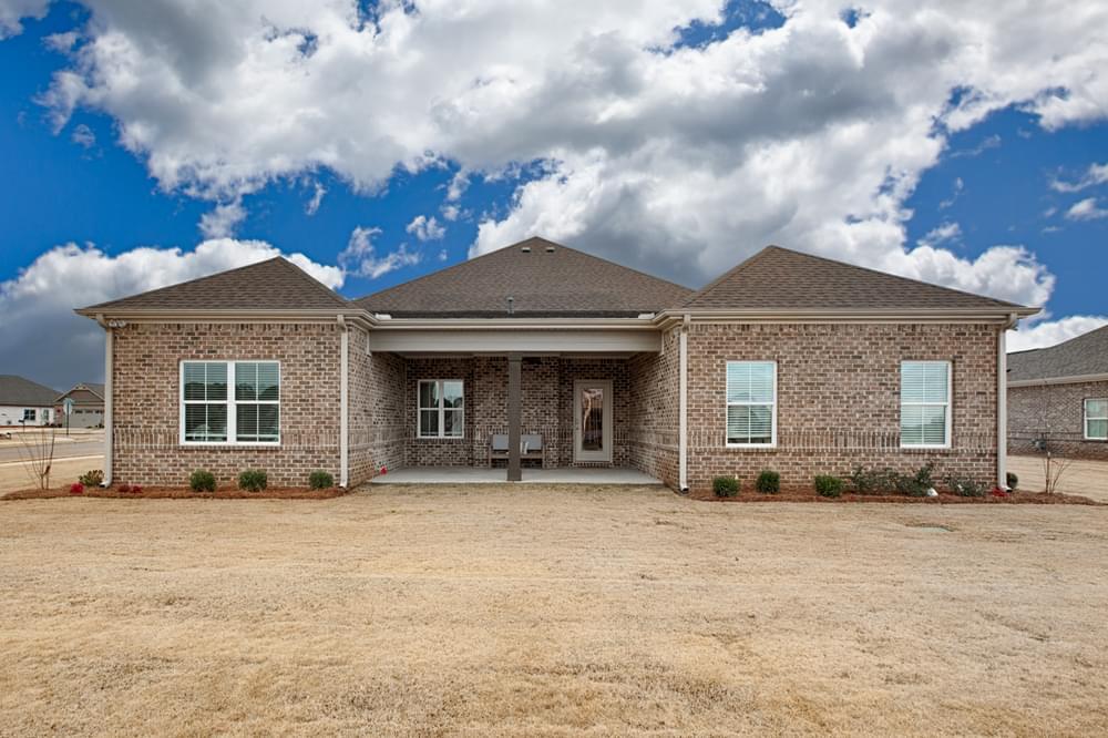 New Homes in Meridianville, AL