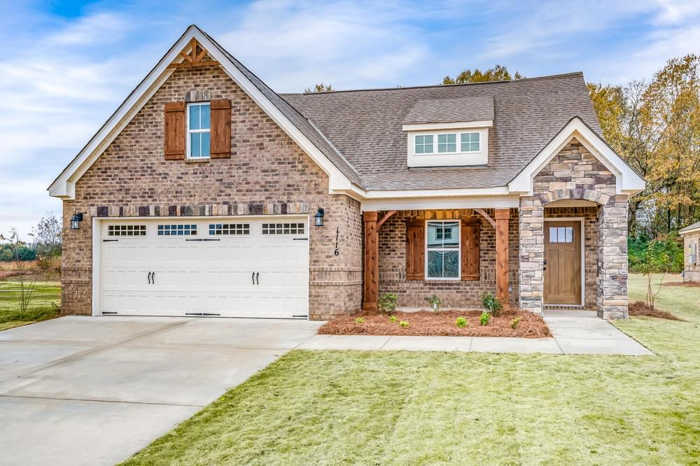 1,862sf New Home