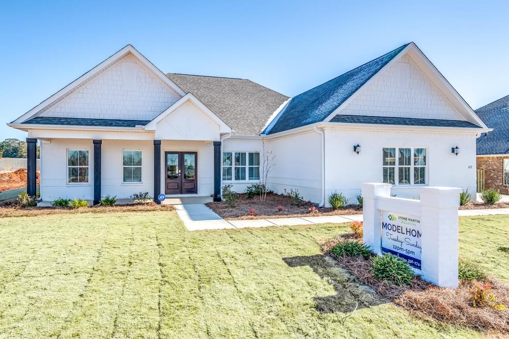 4br New Home in Pike Road, AL