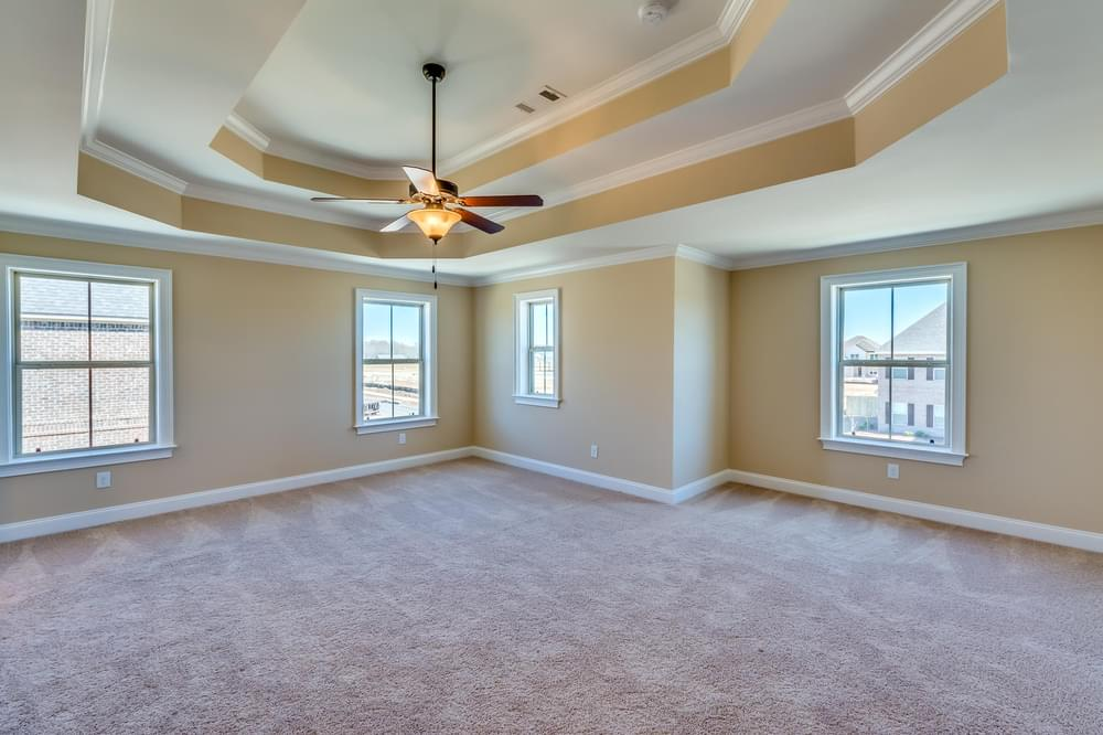 Chastain New Home Floor Plan
