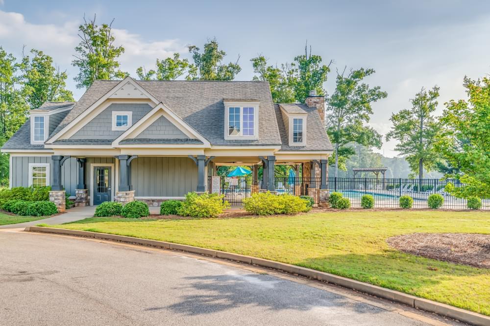 Bryant Lake New Homes in LaGrange, GA