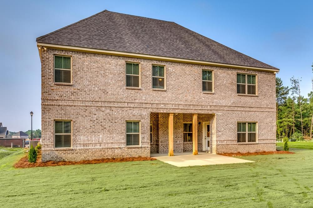 Sotherby New Home Floor Plan