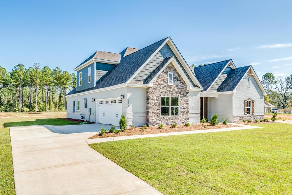 3,042sf New Home in Meridianville, AL