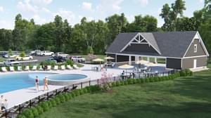 Community Features for Camden Ridge West
