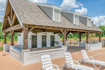 Community Features for The Cove at Towne Lake