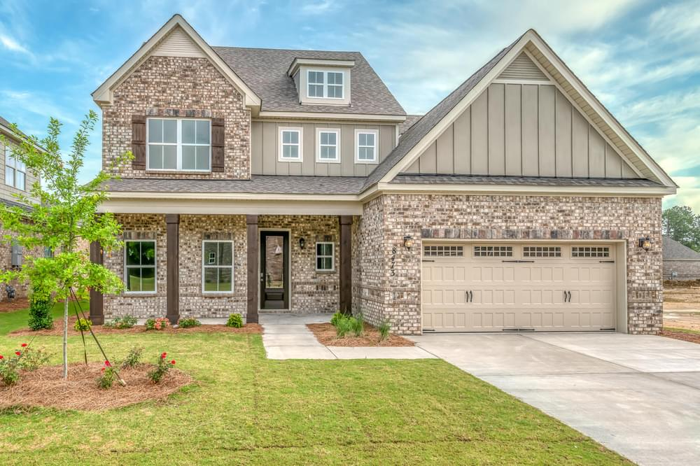 2,969sf New Home in Montgomery, AL