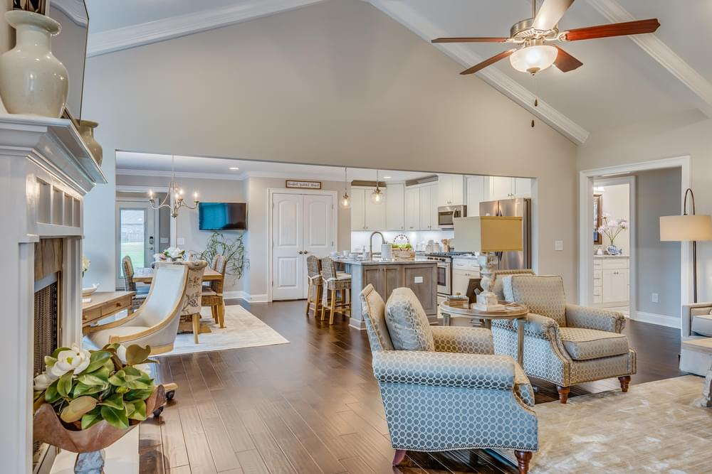 Overton New Home in Huntsville, AL