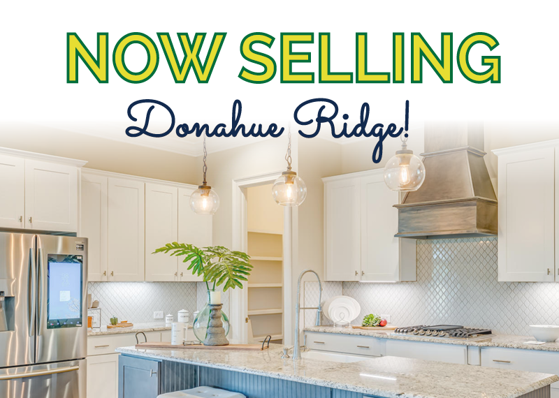 Now Introducing: Donahue Ridge in Auburn, AL