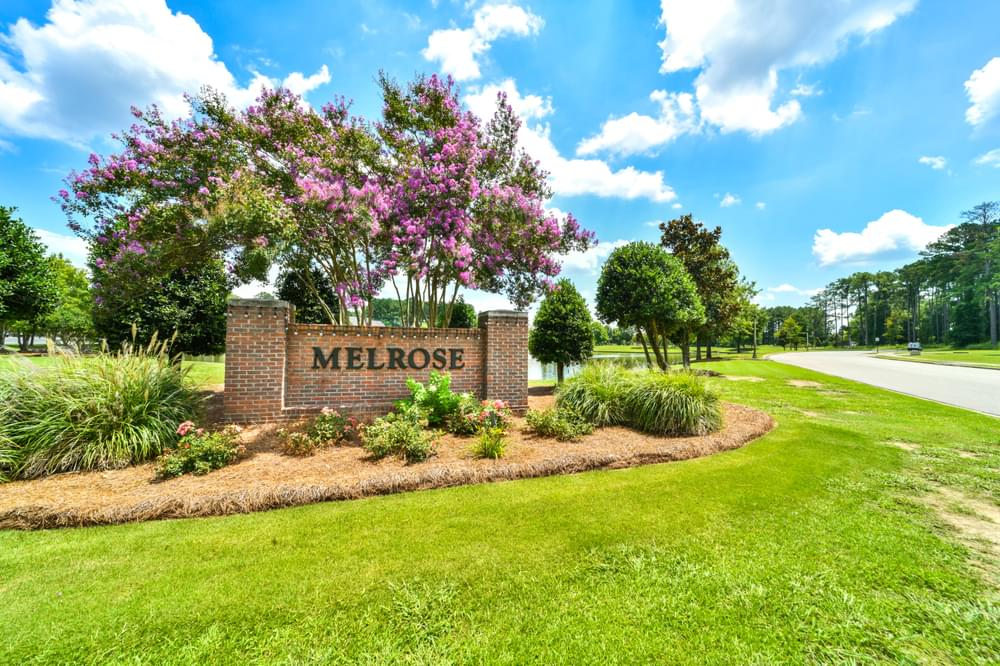 Melrose New Homes in Montgomery, AL
