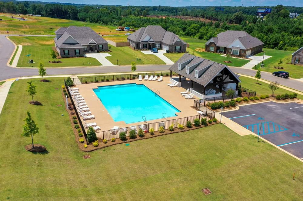 The Cove at Towne Lake New Homes in Opelika, AL