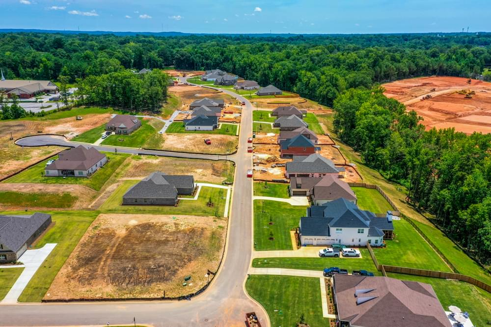 Trillium New Homes in Opelika, AL