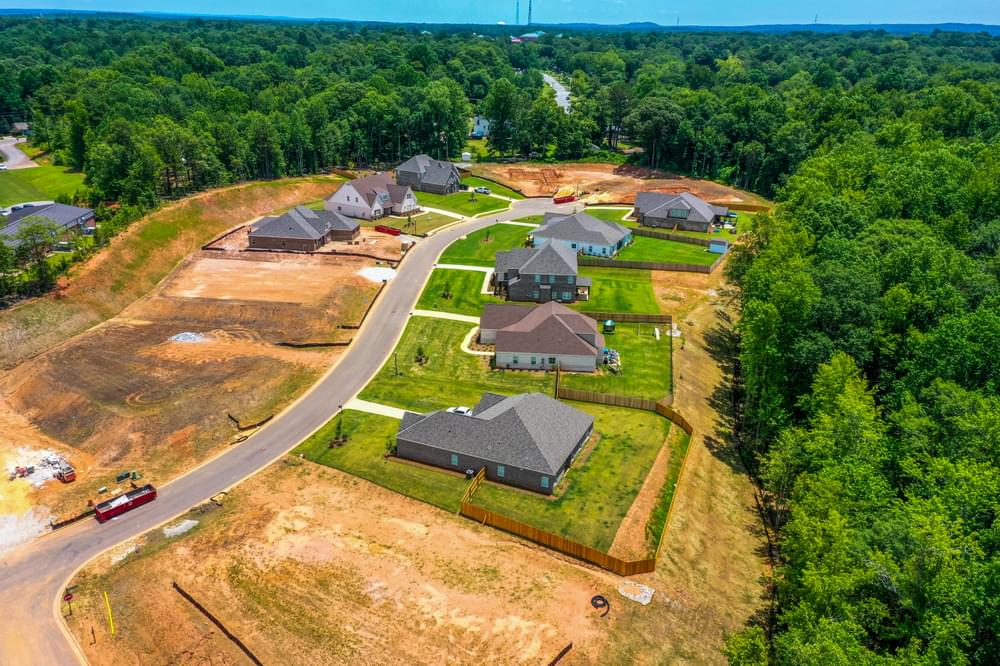 New Homes in Opelika, AL