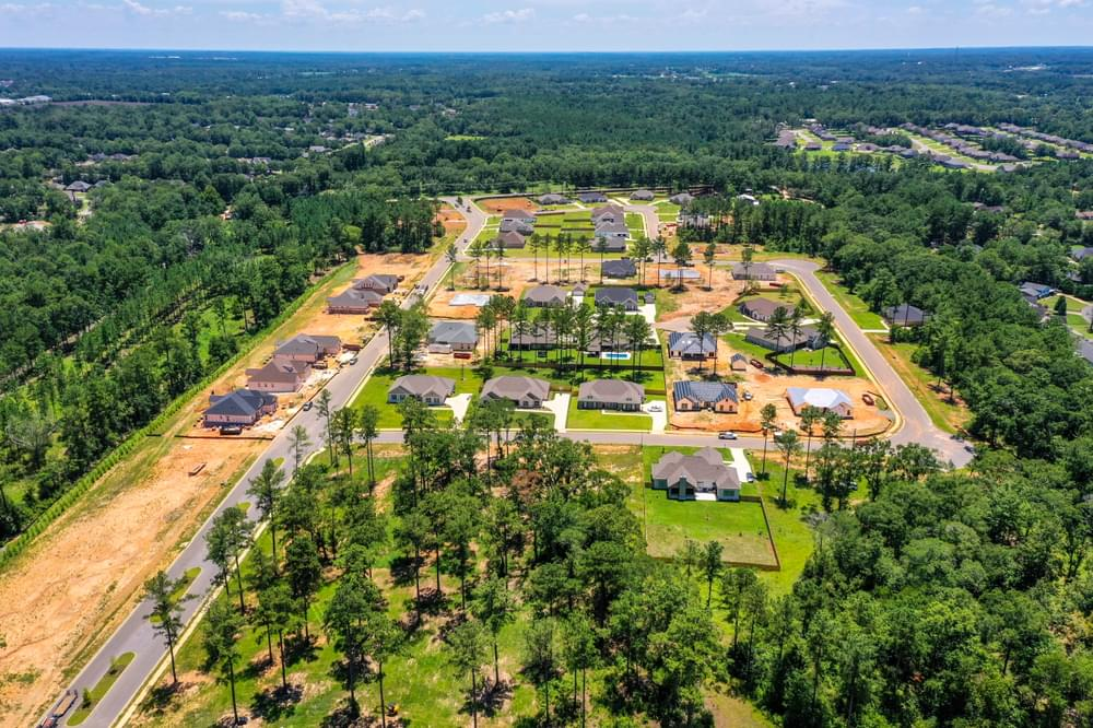 McAllister Trails New Homes in Dothan, AL