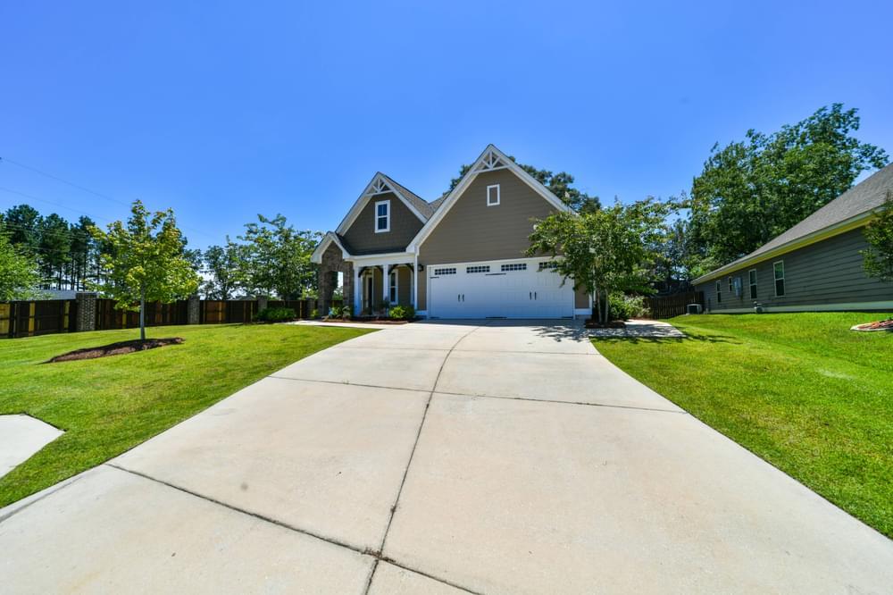Park Ridge New Homes in Dothan, AL