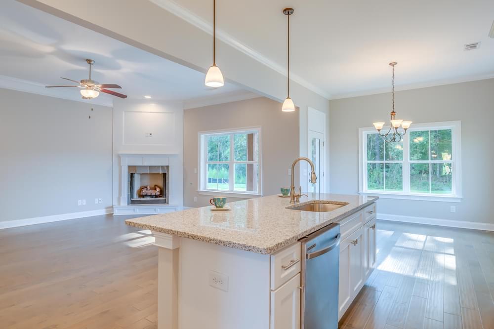 2,969sf New Home in Millbrook, AL