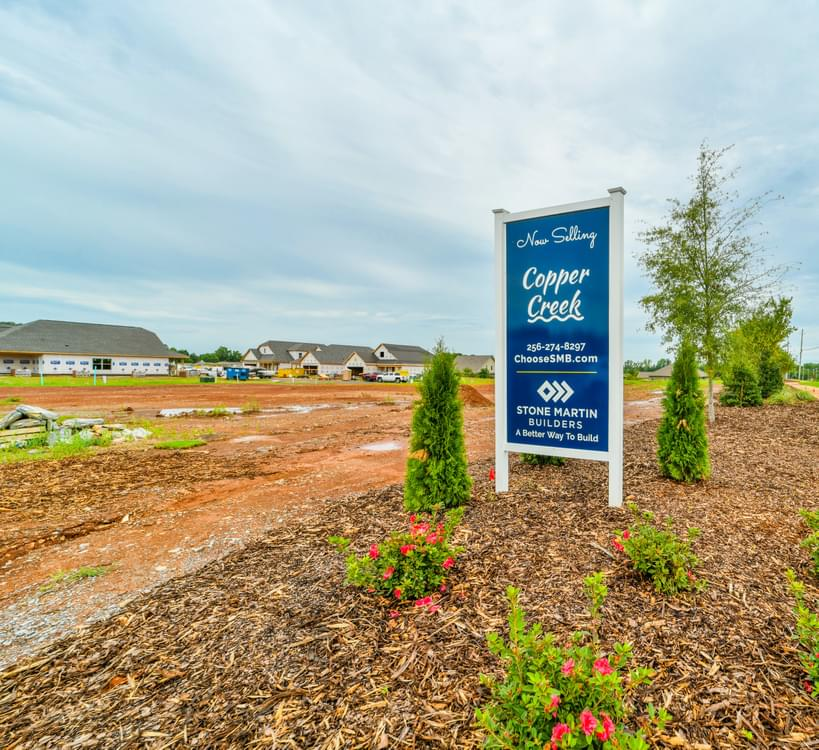 Copper Creek New Homes in Huntsville, AL