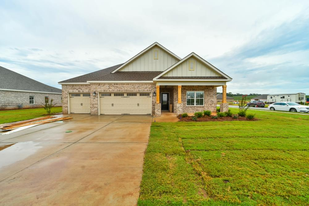 New Homes in Meridianville, AL