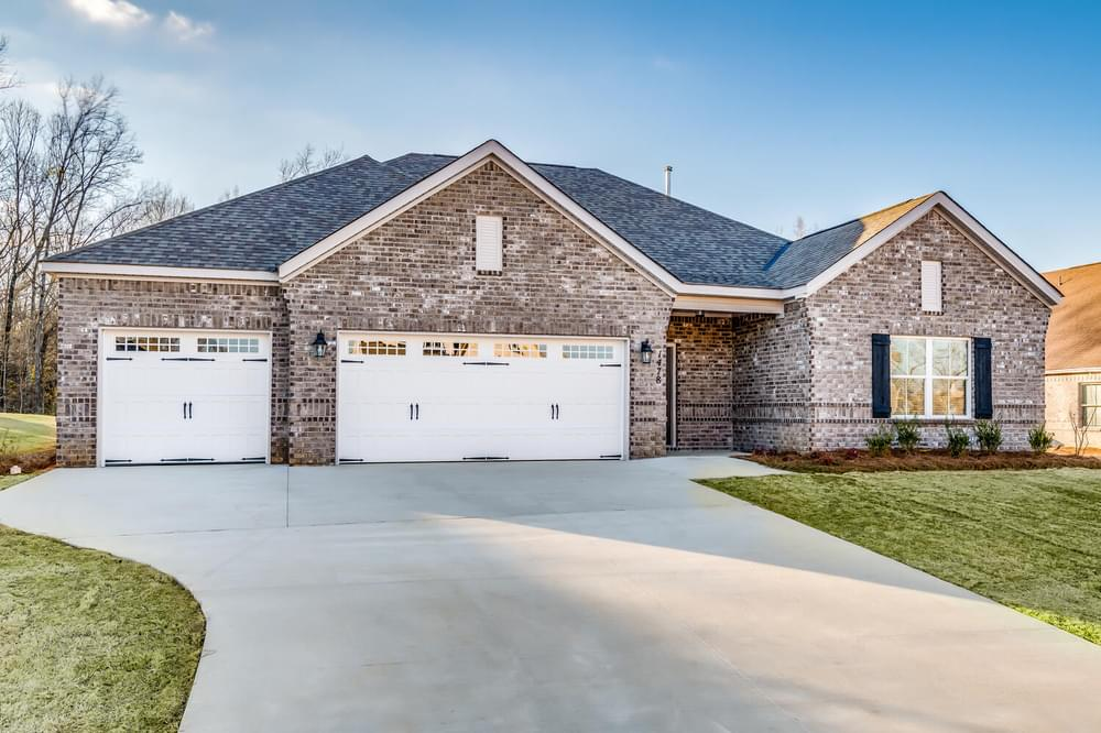 2,402sf New Home in Meridianville, AL