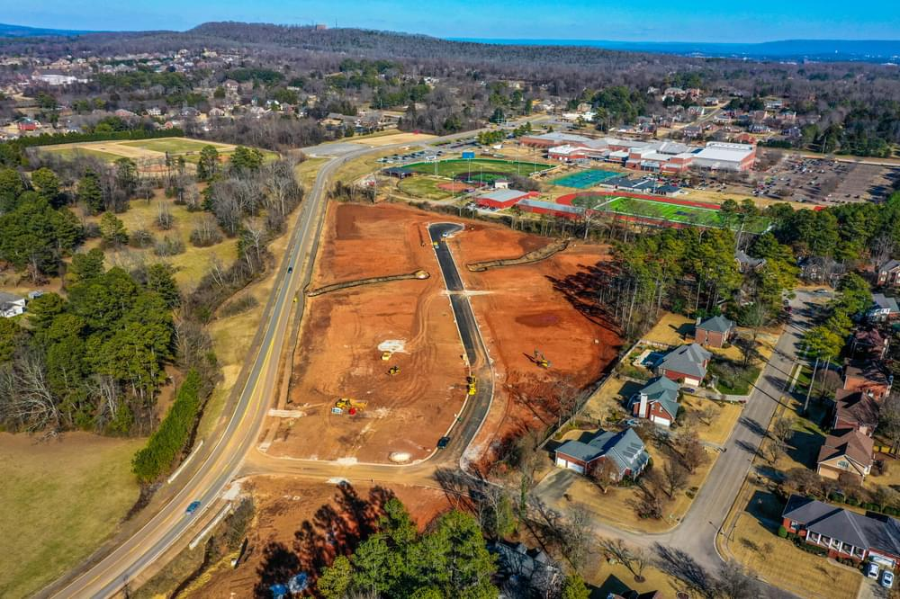 New Homes in Madison, AL