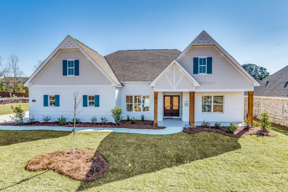 Bainbridge II Home with 5 Bedrooms