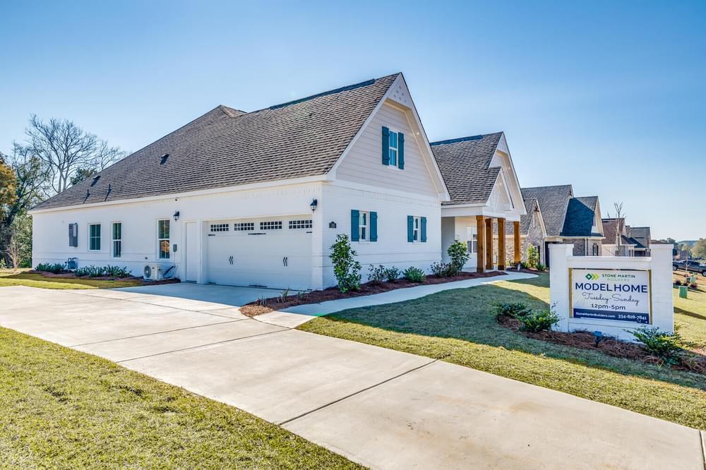 New Homes in Dothan City Limits, AL