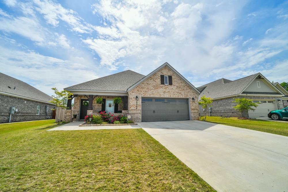 Ryan Ridge New Homes in Montgomery, AL