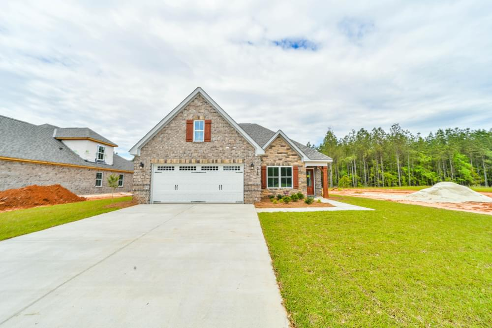 New Homes in Troy, AL