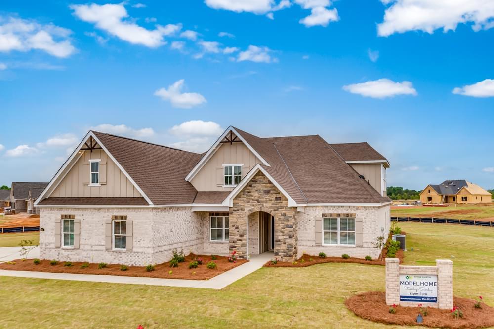 New Homes in Wetumpka, AL