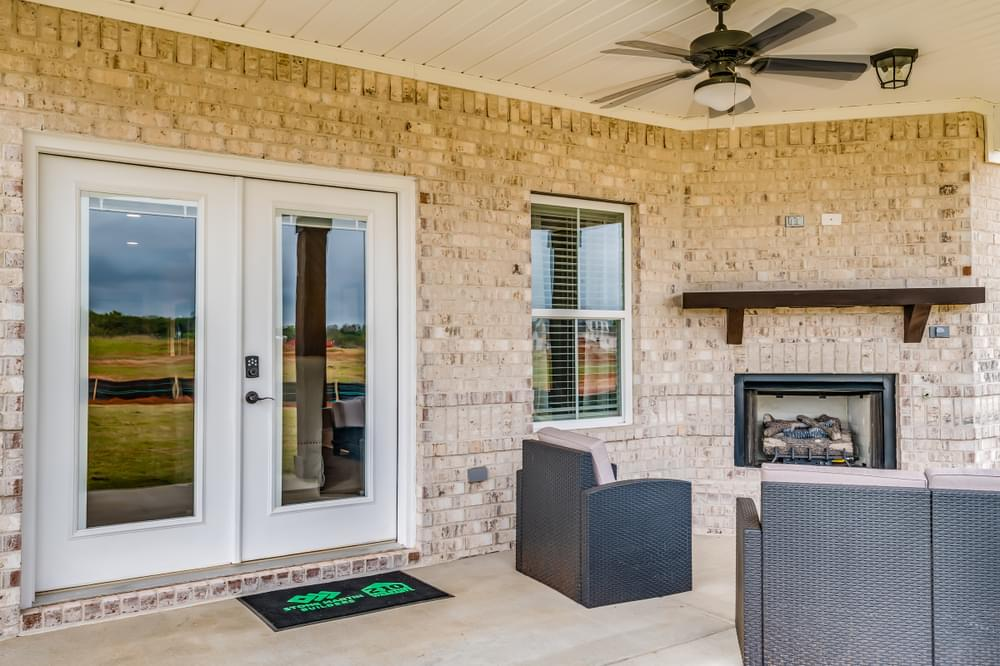 Coventry New Homes in Wetumpka, AL