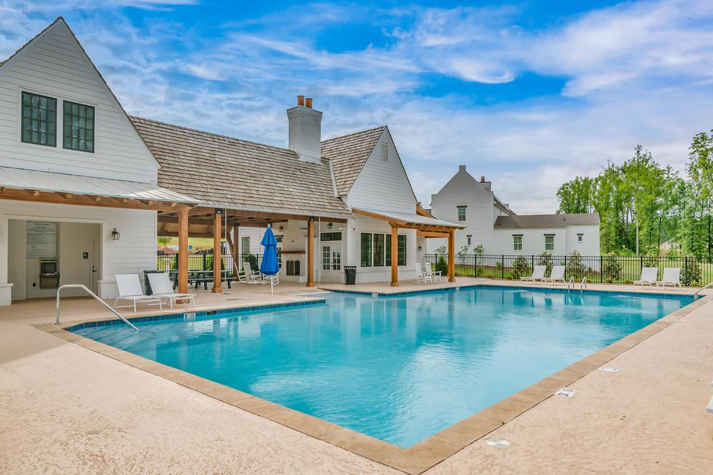 Hidden Lakes New Homes in Opelika, AL
