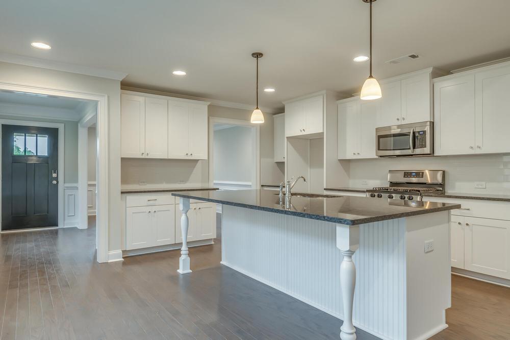 Oakley New Home Floor Plan
