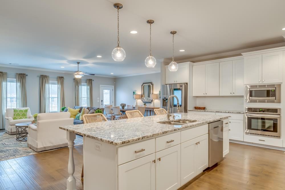 Fairhope New Home Floor Plan
