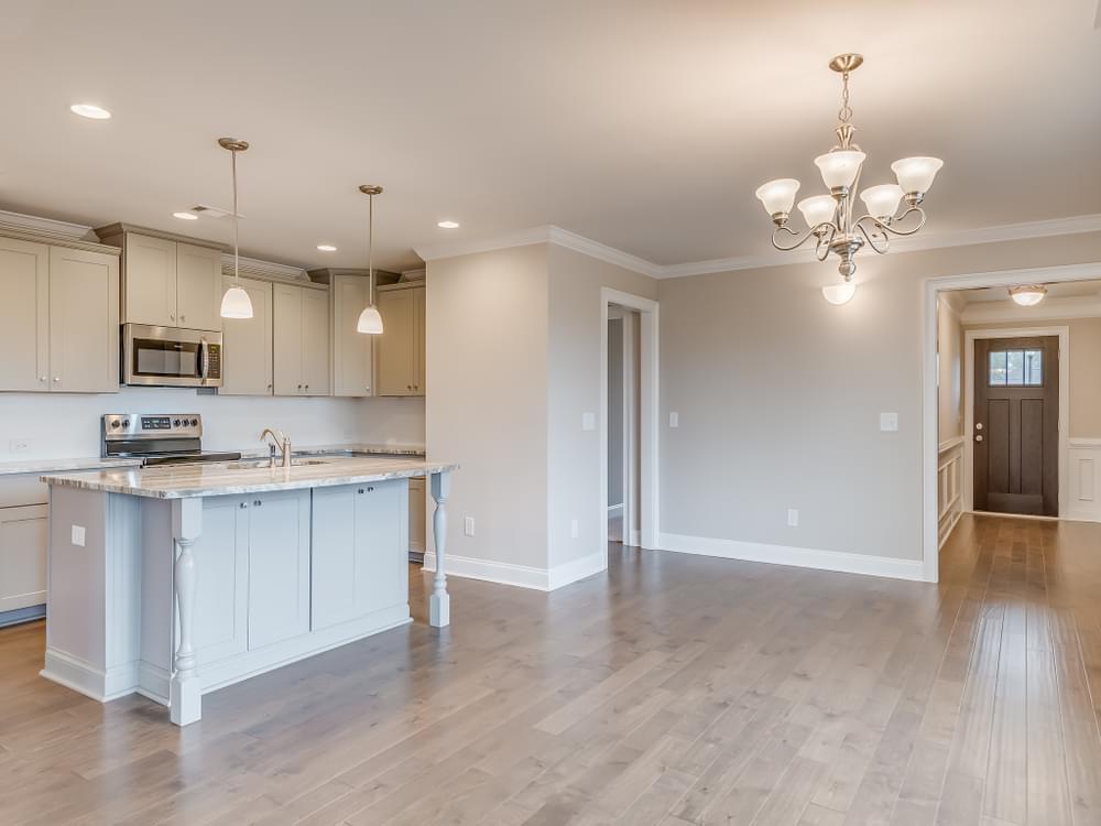 Bridgeport New Home Floor Plan