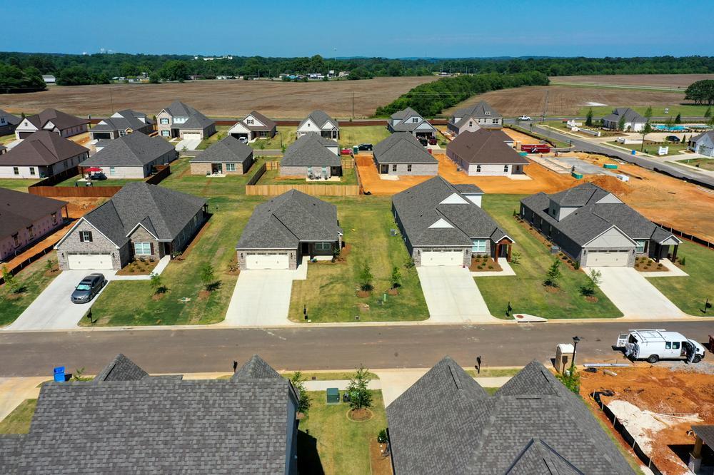 New Homes in Prattville, AL