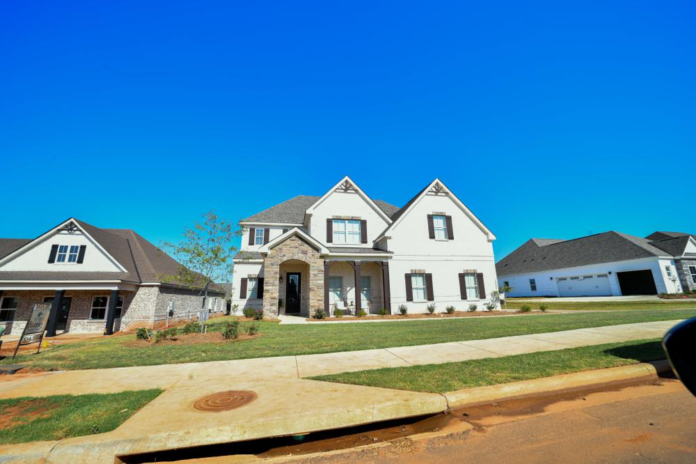 Glennbrooke New Homes in Prattville, AL