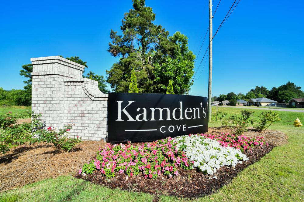 Kamden's Cove New Homes in Millbrook, AL