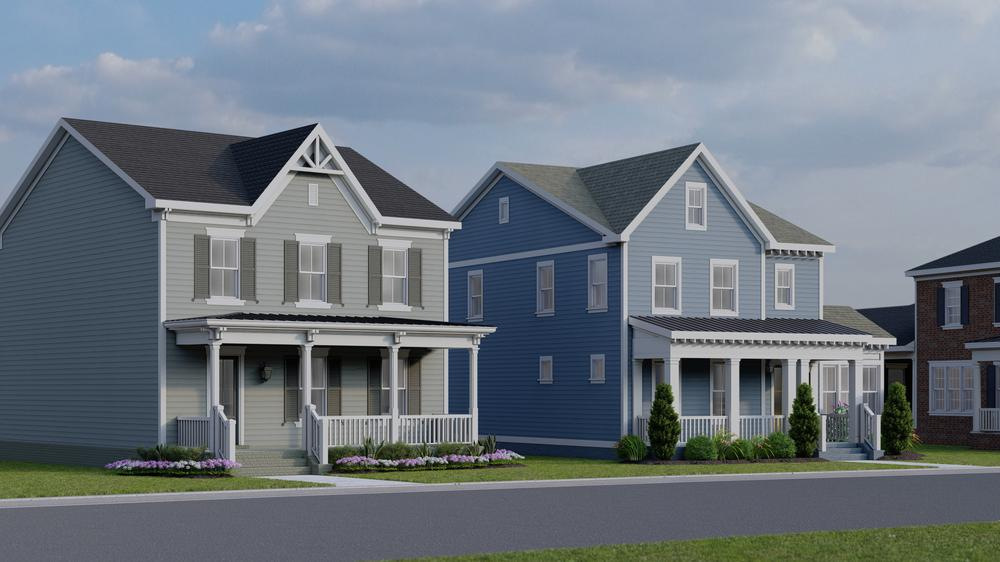 Clift Farm New Homes in Huntsville, AL