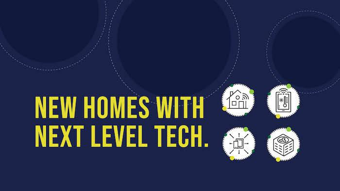 Enjoy Next Level Tech with Your Exclusive Homeowner Tablet