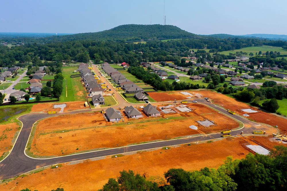 Allen Acres New Homes in Huntsville, AL
