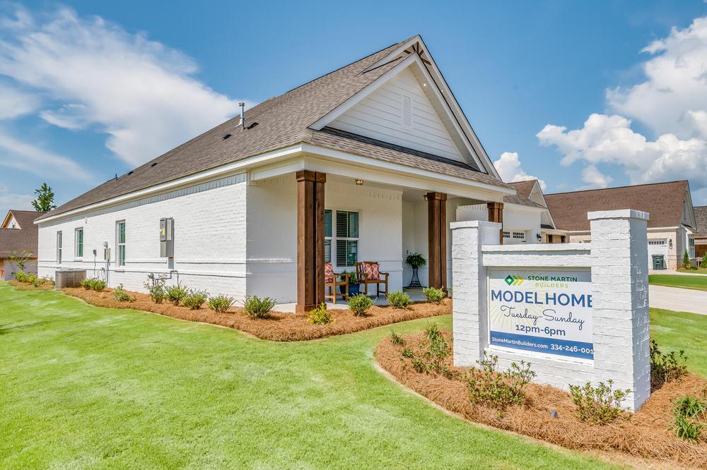 Opelika, AL New Homes