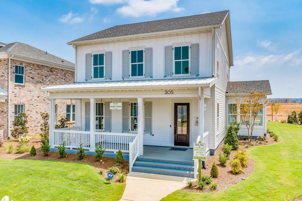 New Homes in Huntsville, AL